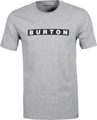Burton Vault T-Shirt - gray heather