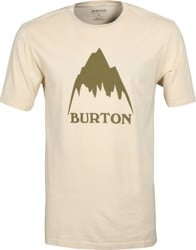 Burton Classic Mountain High T-Shirt - creme brulee