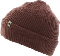 Burton Mix Knit Beanie - rose brown