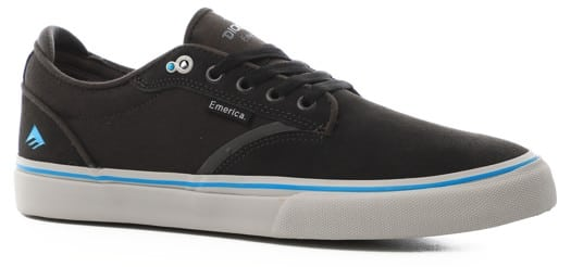 Emerica Dickson G6 Skate Shoes - grey/blue - view large