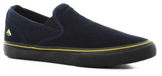 Emerica Wino G6 Slip-On Shoes - view large