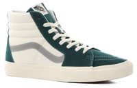 Vans Sk8-Hi Skate Shoes - (retro sport) bistro green/marshmallow