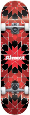 Almost Tile Pattern 7.75 Complete Skateboard - view large