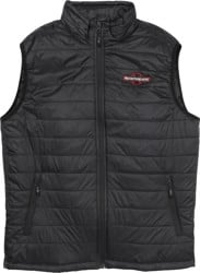 Independent O.G.B.C. Vest Jacket - black