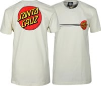 Santa Cruz Women's Classic Dot T-Shirt - natural