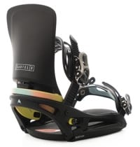Burton Cartel X EST Snowboard Bindings 2021 - black/multi