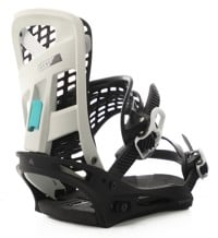 Burton Genesis Re:Flex Snowboard Bindings 2021 - black/chalk