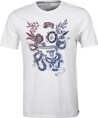 Volcom Pangeaseed T-Shirt - white/multi