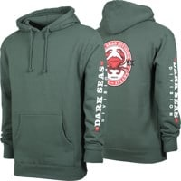 Dark Seas Chesapeake Hoodie - alpine green