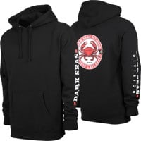 Dark Seas Chesapeake Hoodie - black