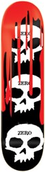 Zero 3 Skull Blood 8.5 Skateboard Deck
