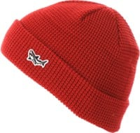 Dark Seas Scheider Beanie - red