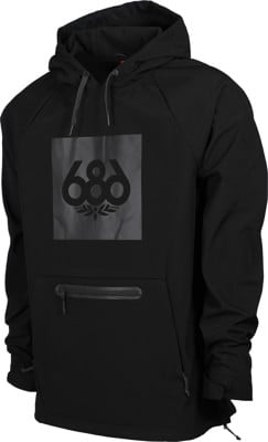 686 Waterproof Hoodie - black - view large