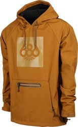 686 Waterproof Hoodie - golden brown