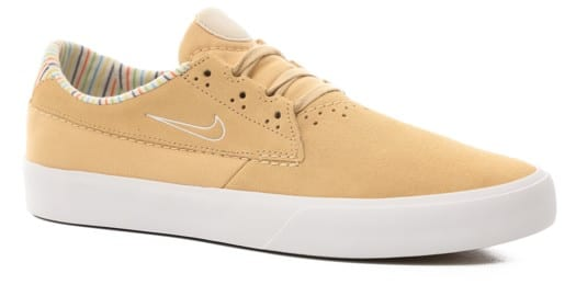 Nike SB Shane PRM Skate Shoes - sesame/white-light orewood brwon - view large