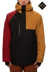 686 GLCR Gore-Tex Core Jacket - golden brown colorblock