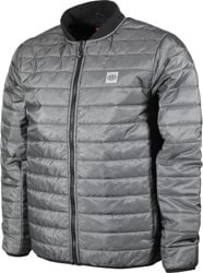 686 Regulator Puff Jacket - charcoal transparent