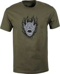 Spitfire Fiend T-Shirt - military green