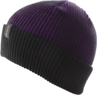 Autumn Cord Beanie - black