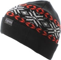 Autumn Roots Beanie - black