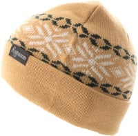 Autumn Roots Beanie - sandstone