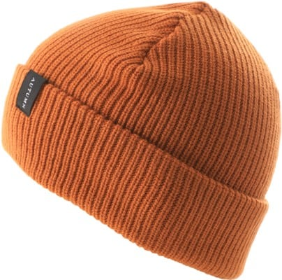 Autumn Select Beanie - burnt orange - view large
