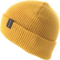 Autumn Select Beanie - saffron