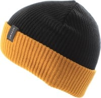 Autumn Select Blocked Beanie - mustard