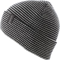 Autumn Select Stripe Beanie - black