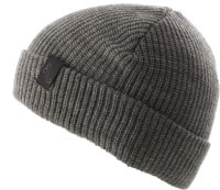 Autumn Simple Beanie - heather gray