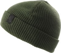 Autumn Simple Beanie - olive