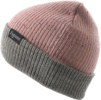 Autumn Speckled Beanie - pink