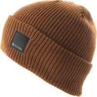 Coal Burlington Beanie - light brown