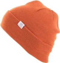Coal FLT Beanie - burnt orange