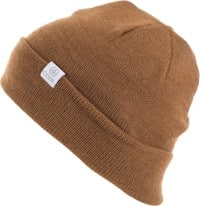 Coal FLT Beanie - light brown