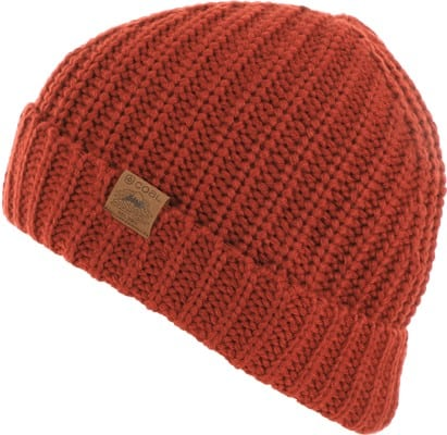 Coal Rockport Beanie - rust - view large