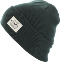 Coal Uniform Beanie - dark green