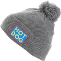 Coal Vice Kids Beanie - heather grey (hot dog)
