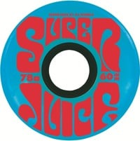 OJ Super Juice Skateboard Wheels - blues (78a)