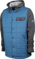686 Bedwin Jacket - blue storm