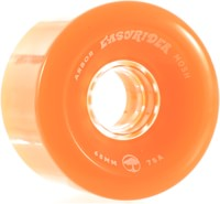 Arbor Mosh Easy Rider Series Longboard Wheels - ghost orange v2 (78a)