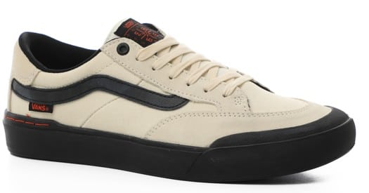 Vans Berle Pro Skate Shoes - antique/black - view large