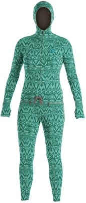 Airblaster Women's Classic Ninja Suit - teal tribe - view large