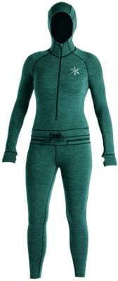 Airblaster Women's Merino Ninja Suit - night spruce - view large