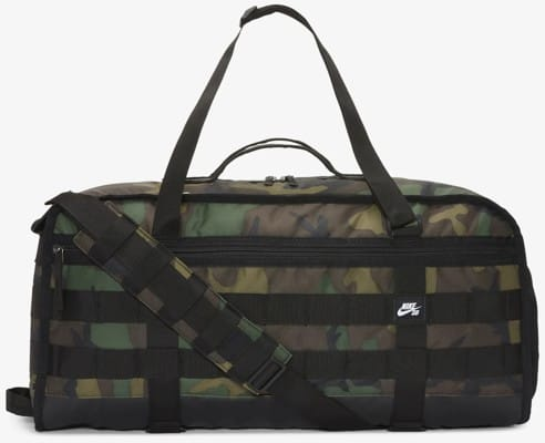 Nike SB RPM Skate Strap Duffle Bag - camo - view large