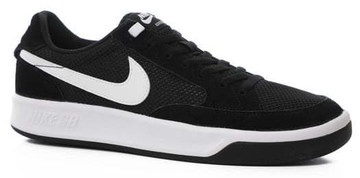 Nike SB SB Adversary Shoes - black/white-black - view large
