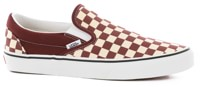 Vans Classic Slip-On Shoes - (checkerboard) port royale/true white