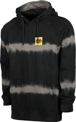 686 Golden Road Hoodie - black wash - view large