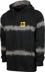 686 Golden Road Hoodie - black wash
