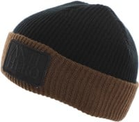 Anti-Hero Reserve Patch Beanie - black/brown